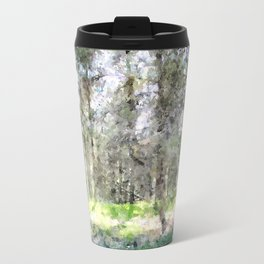 Forest Metal Travel Mug