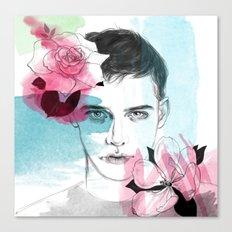 Watercolour  Canvas Print