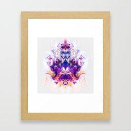 Fool's Crown Framed Art Print