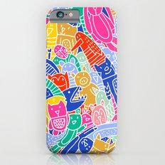 ANIMAL PUZZLE Slim Case iPhone 6s