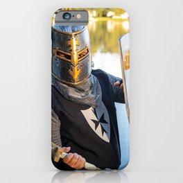 Sir Lucian iPhone Case