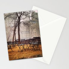 bryant park Stationery Cards