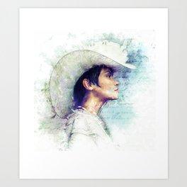 Mitya's Love Art Print