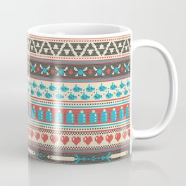 Fair-Hyle Knit Coffee Mug