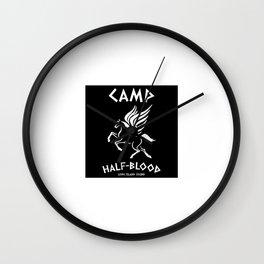 Camp Half Blood Wall Clock
