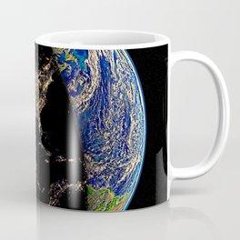 USA, light of the world Coffee Mug