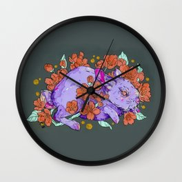 Is It Too Late To Come Home? Wall Clock