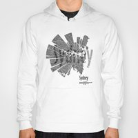 sydney Hoodies featuring Sydney by Shirt Urbanization