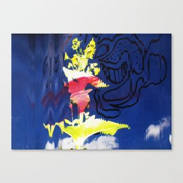 Art Continuation No.3 Canvas Print