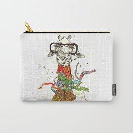 Stylish giraffe Carry-All Pouch