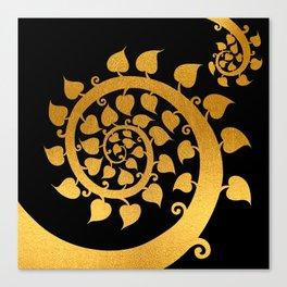 Bodhi Tree0609 Canvas Print