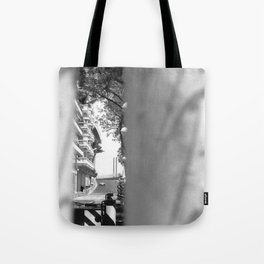 nouvelle chicane Tote Bag