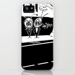 Bug Mafia iPhone Case