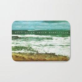 Ocean Healing Bath Mat