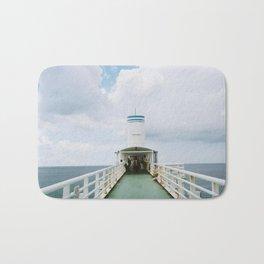 To The Lighthouse Bath Mat