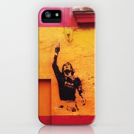 grazie capitano iPhone Case