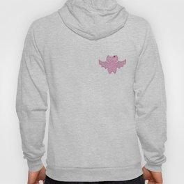 Pink Bat Hoody