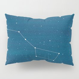 Big Dipper constellation Pillow Sham