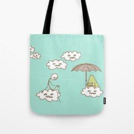 MsPaint Blob Print & Tshirt Tote Bag