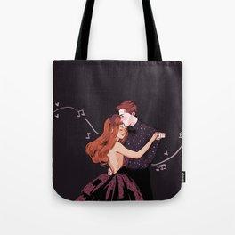 Hades & Persephone Dance Tote Bag
