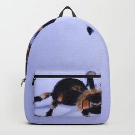 Halloween 3D spider Backpack