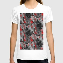 Red Tile T-shirt