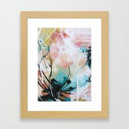 Liberté Framed Art Print