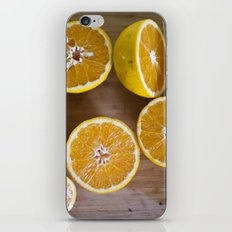 juice  iPhone & iPod Skin