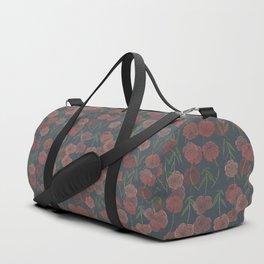 CONTINUOUS FLORAL Duffle Bag