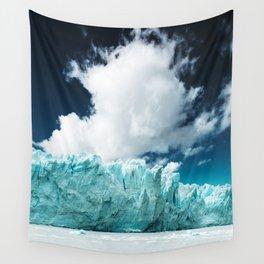 perito moreno glacier Wall Tapestry