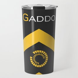 Gaddo w/ Name Travel Mug