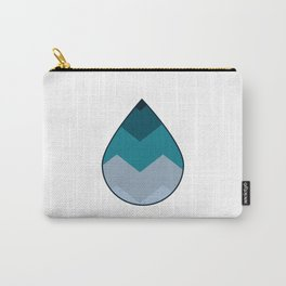 Storm on the Ursula Carry-All Pouch