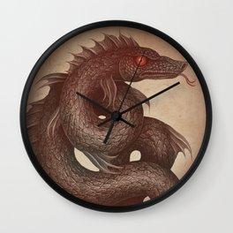 Gloucester Sea Serpent Wall Clock