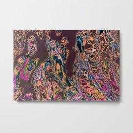 water art 7 Metal Print