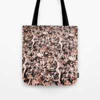coachella Tote Bags featuring Coachella by Kyle Baker's QUALITY JOLLITY