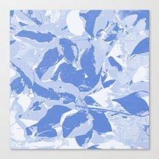 BlueMING blue Canvas Print