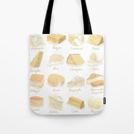 Cheese Revamp Tote Bag
