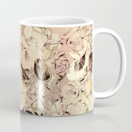 pattern Flowers Coffee Mug