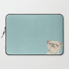 bulldog Laptop Sleeve