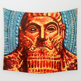 ASHUR - POWER SERIES Wall Tapestry