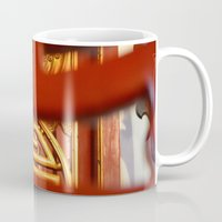 literature Mugs featuring Temple of Literature by DrCaroline