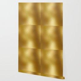 Pure Gold Print Wallpaper