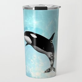 The orca Travel Mug