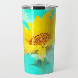 It's the sunflower Travel Mug