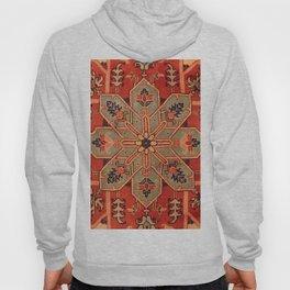 Oriental Vintage Rug Design Hoody