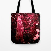 inception Tote Bags featuring Inception by Lord Egon Will