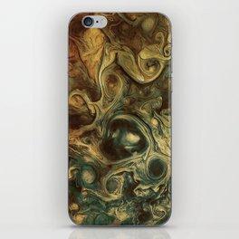 Jupiter's Clouds 2 iPhone Skin