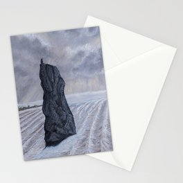 Frozen Field Megalith Stationery Cards