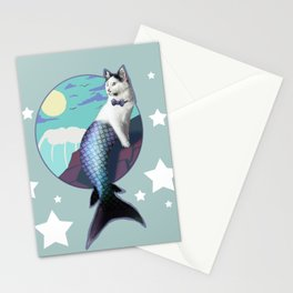 Nala the mercat Stationery Cards