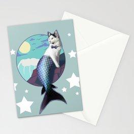 Nala the mercat Stationery Cards